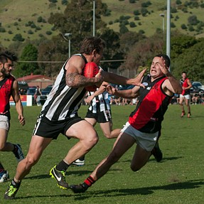 Aussie Rules Football - a collection of firsts!
