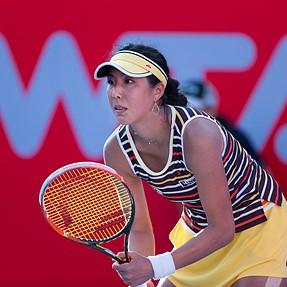 Hong Kong Tennis Open 2014 - Misa Eguchi