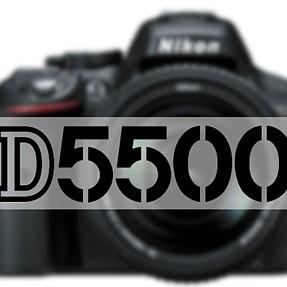 Nikon D5500 Coming ??
