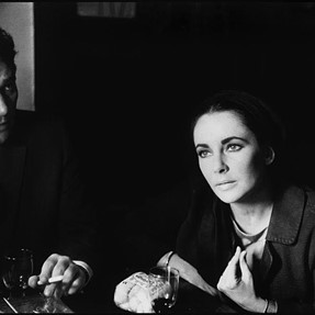 A photo of Eve Arnold, for critical
