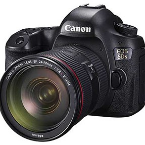 50.6MP 5Ds from Canon