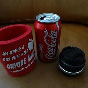 My $1 lens case