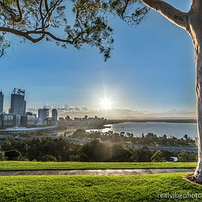 Good morning from Perth ........