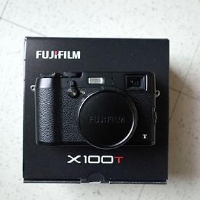 FS: Fujifilm X100T and Fujifilm Instax Neo Classic Mini 90