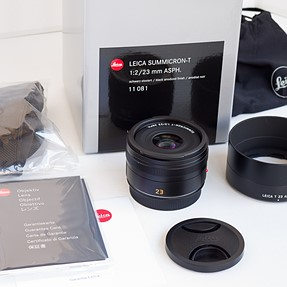 FS: Leica Summicron-T 1:2/23mm for Leica T cameras