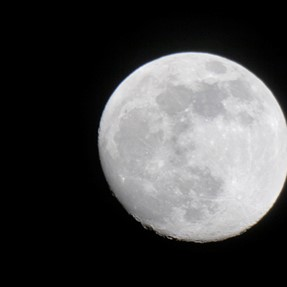 Moon with 500 2x Mirror