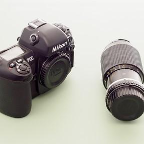 My New Nikon Precious