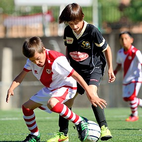 U10 boys' soccer