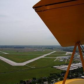 Stearman Flight - 90th Birthday