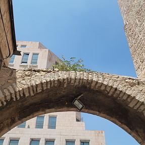 Old & new in Jerusalem