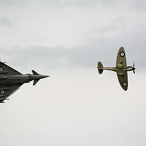 Fairford Airshow UK with Tamron 150-600 contemporary