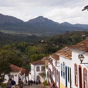 Tiradentes, MG, Brazil.