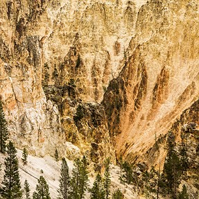 Yellowstone NP from the eye of G1X