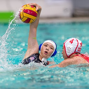 Asia Pacific Water Polo (Women) HKG 9:2 TPE