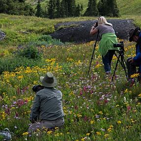 Photo Club outing to Ouray, Colorado