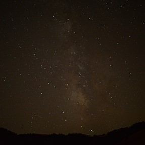 Night sky for play
