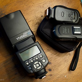 new wireless flash setup.. on the cheap. ;-)