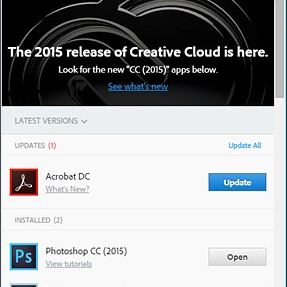 Adobe bargain?