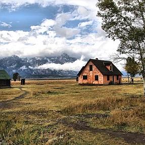 Scenes at Grand Teton NP