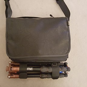Tenba Switch 10 - perfect mirrorless bag?