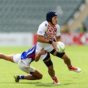 Asia Rugby Sevens Qualifier 2015 Day 1