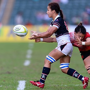 Asia Rugby Sevens Qualifier 2015 Day 2