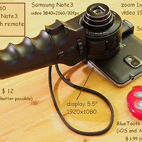 """""""double cam"""" - up to 10x zoom, up to 4K/30fps :-)"""