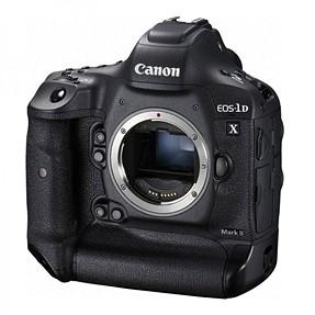 Canon 1DX Mark II Announced