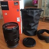 For sale Sony FE 24-70 f4 Zeiss and RX100ii