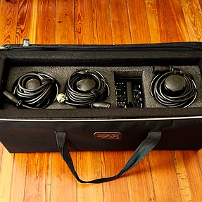 FS: Profoto Acute2 1200ws pack, 3 Acute heads & Tenba case