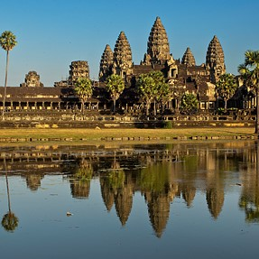 Angkor Wat and Micro Four Thirds