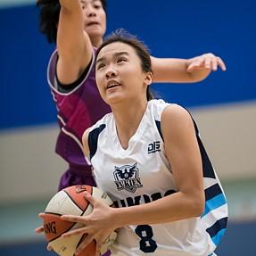 Women's Basketball - D500 + Sigma 50~100/1.8