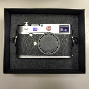 FS - Leica M (typ240) - silver in excellent condition (body only)