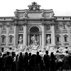 B/Ws from Rome (many pics)