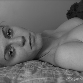 Test shots for an upcoming boudoir shoot