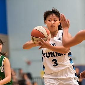 Women's Basketball - D500 + Sigma 50~100/1.8 continue
