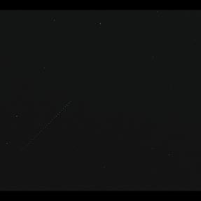 G7X ii captures satellite and meteors