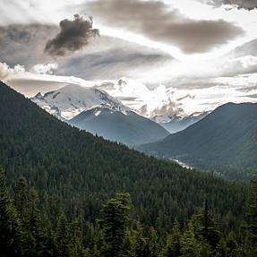 Mt. Rainier with GM5 plus 12-32 and 35-100 kit lenses