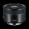 Samsung NX 45mm F1.8 2D/3D