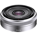 Sony E 16mm F2.8 Pancake