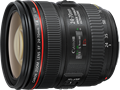 Canon EF 24-70mm f/4L IS USM preview