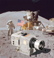 Camera from NASA's moon missions sold at auction