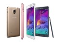 Samsung introduces Galaxy Note 4 phablet with OIS