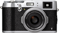 Fujifilm X100T announced with updated hybrid viewfinder