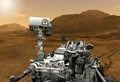 NASA's Curiosity rover sends back first color images from Mars