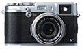 Fujifilm X100S Digital Split Image focus - how it works