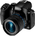 New Samsung NX30 adds tilting EVF, improved display, more Wi-Fi features