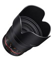 Samyang announces 50mm f/1.4 UCM still and 50mm T1.5AS UMC video lenses