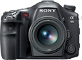 Sony announces Alpha SLT-A99 24MP full-frame camera