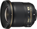 Nikon announces AF-S Nikkor 20mm f/1.8G ED